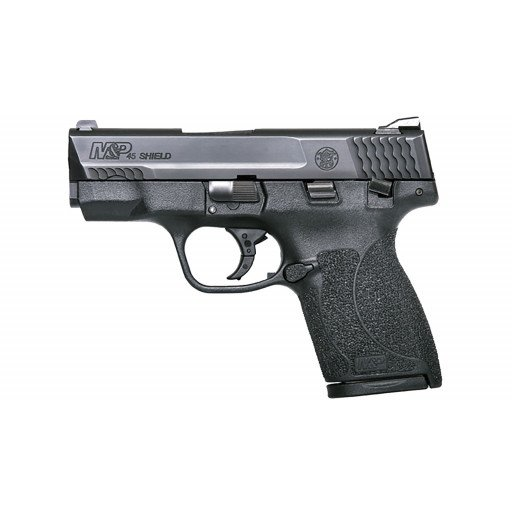 SMITH & WESSON M&P SHIELD 45ACP THUMB SAFETY
