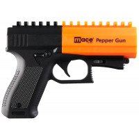 MACE Pepper Gun 2.0 with Strobe LED and Integrated Picatinny rail FREE SHIPPING!!